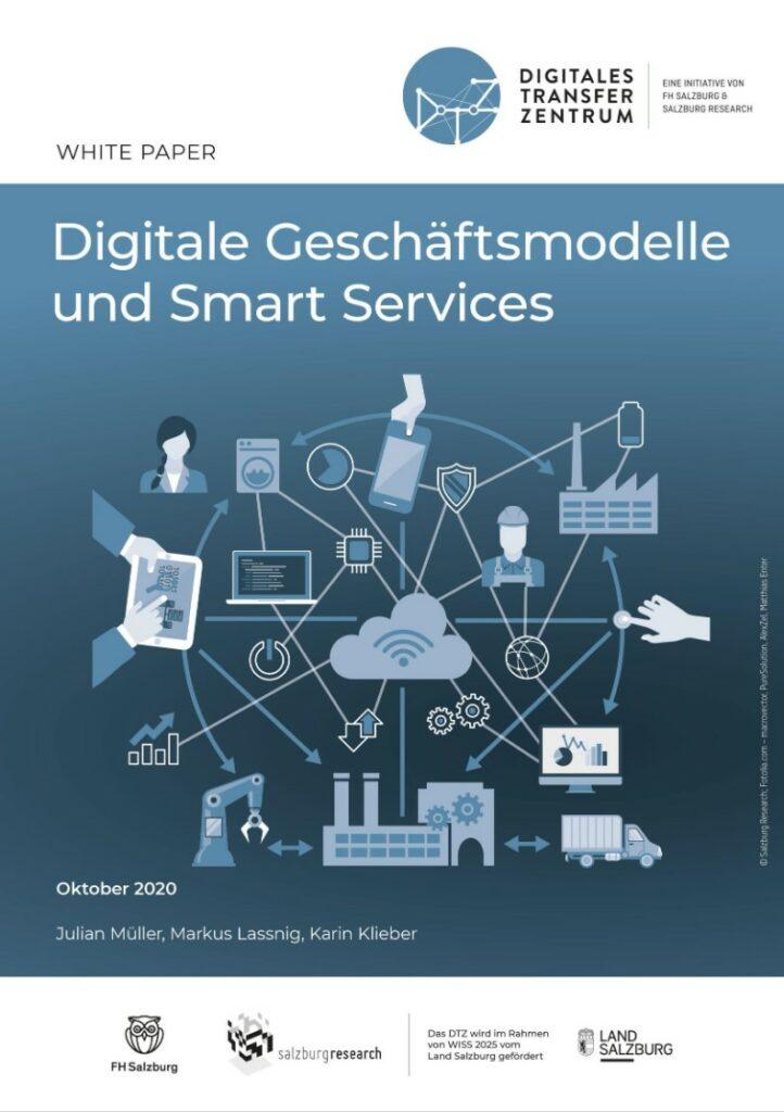 Digitale Geschäftsmodelle und Smart Services